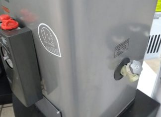 Mantenimiento de calentadores de agua eliminar el sarro