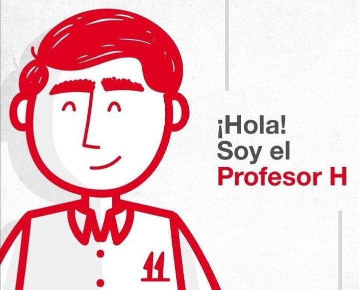 Profesor h tecnologia para usar en aguas duras